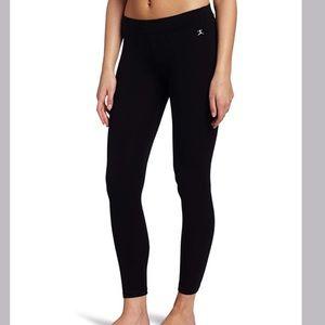 Danskin Now Dri-More Fitted Black Legging. Size S.
